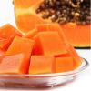 红心木瓜5斤 皱皮木瓜 海南红心木瓜 水果一件代发 海南水果