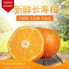 四川长寿柑又名巴西柑味纯甜一件代发5斤8斤装水果暂无货请勿拍