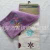 全棉割绒印花/绣花家用毛巾两件套
