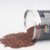 新款产品 黑苦荞茶批发500g罐装四川大凉山荞麦黑珍珠优质花果茶