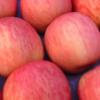 2017新品静宁片红 富士苹果 苹果水果 9枚装85-90mm红富士苹果