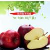 24颗装面苹果 可刮泥苹果 礼县花牛苹果 产地直销 一件代发包邮
