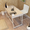 台式电脑桌 家用简约现代笔记本电脑桌办公桌写字台 简易书桌