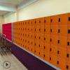 新款塑料储物柜书包实验室储物柜医药储物收纳柜定制生产批发厂家