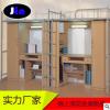 成套成品金属床双层铁架床员工宿舍质量保证成定制