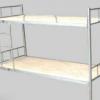 全省量多免费配送工地学生宿舍用铁架床双层床成人学生用床铺