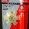 正品格美翅片梳CM-351散热器片梳子,空调冰箱冷凝器翅片梳刷子