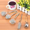 新款 不锈钢茶叶过滤器 泡茶球 茶具茶漏 汤包辅料隔离器