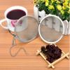 不锈钢茶漏 茶叶过滤器泡茶球 卤料煲汤球调味盒味宝 茶具