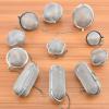 茶叶过滤器汤料味包器 茶漏 厨房小工具 不锈钢茶具 厂家直销