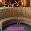福州圆卡定做,圆形卡座沙发,餐厅沙发卡座,咖啡厅沙发定做