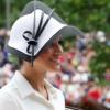 英国皇家赛马会 梅根同款 工厂高端私人定制礼帽女士帽
