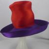 定做黑人帽子爆款色丁布条帽教堂帽身厂家批发可接受定制OEM