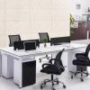 简约工位桌 办公隔断工位桌职员办公桌 钢架办公桌办公桌厂家直销