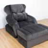 电动足浴沙发床足疗按摩沙发定做足疗床洗脚洗浴沙发躺椅足疗沙发