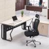 南宁直销钢结构简约办公桌大气经理主管办公台老板桌办工桌大班台
