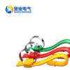 上海高压无源无线测温 温度保护铜排开关柜无源无线测温
