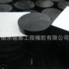 橡胶垫块 F4350*65桥梁四氟滑动板式橡胶支座 缓冲垫片 橡胶减震