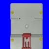 三相导轨多功能电力仪表电流电压频率功率功率因数电能组合仪表