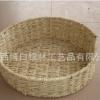 宠物窝 天然材料玉米绳编织宠物窝 手工编织猫窝狗窝