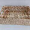 芭蕉叶编织篮 长方形编织篮 脏衣篮 洗衣篮 杂物收纳篮