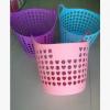 亚军佳家宝 塑料洗衣篮 塑料脏衣篮 蔬菜篮 收纳筐地摊货热卖