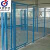 直销供应车间仓库隔离网厂区围栏可移动式护栏网快递分拣隔离栏