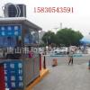 车牌照相识别停车场全自动厂家设备一进一出收费设备京唐港