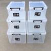 整理箱收纳箱防尘箱塑料箱儿童玩具箱储物箱礼品赠品厂家直销