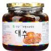 韩国进口1kg全南柚子茶柠檬茶红枣茶
