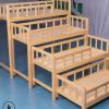 儿童实木幼儿床 四层可定制幼儿床 儿童床一件代发