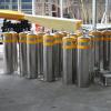 可移动路障隔离柱 304不锈钢警示柱 活动路桩 防撞柱护栏路障