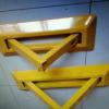钢管警示柱防撞柱道路防护铁立柱固定路桩分道隔离墩交通设施促销