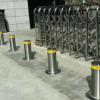 升降柱挡车器防撞柱镀锌管警示柱防护桩杆隔离柱公路障柱批发定制
