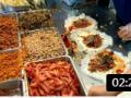 """实拍台湾街头特色小吃""""卷饼"""", 9块钱一个, 用料十足, 值得一尝 (12播放)"""