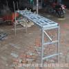 厂家直供三合一折叠架移动式折叠架装修刮腻子刷墙折叠架折叠马凳