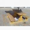 平凳休闲桌组合