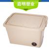 整理箱塑料透明塑料手提整理箱置物箱储物箱塑料收纳箱小号手提