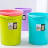 家用垃圾桶可爱纸篓无盖创意欧式厨房卫生间个性垃圾桶批发中号