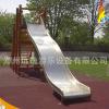 户外儿童乐园 丰富的游玩设备 不锈钢滑梯厂家低价直供