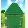 厂家直销 玻璃钢垃圾桶 玻璃钢户外垃圾桶 玻璃钢小区垃圾桶