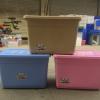 多用整理收纳箱780*600*500mm大号塑料卧室收纳整理箱塑料储物箱