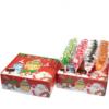 创意圣诞节糖果圣诞树圣诞老人卡通糖高颜值糖果混合口味棒棒村