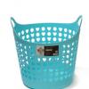 脏衣篮篓塑料装换洗衣服的收纳篮筐简约大号衣物赃物玩具储存篮子