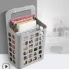 北欧家用卫生间装放换洗脏衣服的篮子框置物架篓子洗澡洗衣收纳筐