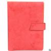 优质PU皮面笔记本 商务多色活页组合 企业个性定制压印品牌logo图