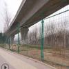 镀锌加浸塑双层防腐高速公路焊接网隔离栅 坡度金属网防护栅栏