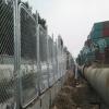 厂家直销港口保税区热镀锌护栏网 码头专用高强度铁丝网护栏网