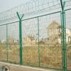 厂家供应监狱防攀逃网围栏 监狱金属钢网墙 Y形立柱刀刺护栏网厂