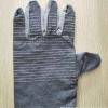 劳保手套 双层全棉帆灰布防护耐磨电焊手套